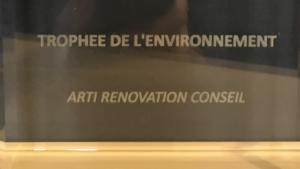 Trophée de l'environnement 2019
